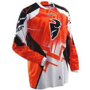 Thor MX Phase Slab Mens MX Motorcycle Jersey w/ Free B&F