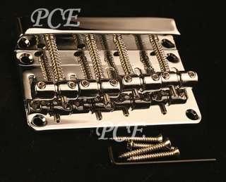 string Chrome Bass Bridge BB012 high quality Korean parts