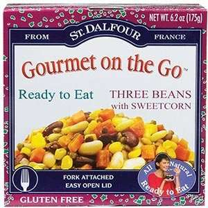 on the Go Gluten Free Three Bean Salad Ready to Eat Salads 24 pack