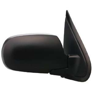 Side Mirror Electric Power Heated Folding Black Right Door Replacement