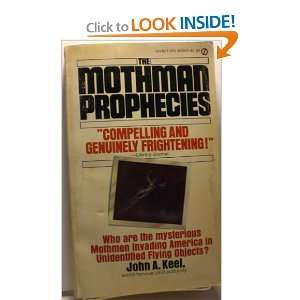 Mothman Prophecies (9780451069009): John Keel: Books