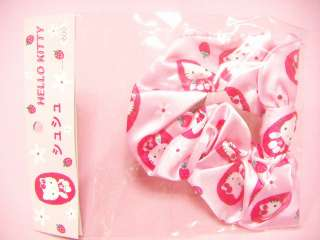 Sanrio Hello Kitty Strawberry Hair Chou Chou / Japan 1998