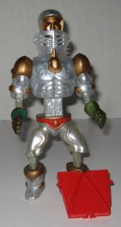 MOTU Complete Mattel He Man Masters of The Universe Extendor
