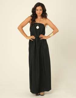 SUPRE STRAPLESS MAXI DRESS