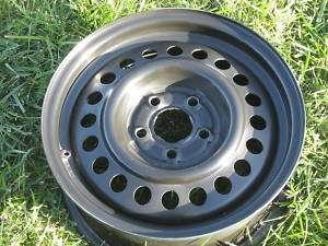 14 GM factory original stock oem steel wheel rim 8011