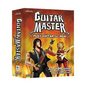 Emedia Music Corp Guitar Master 114 Step By Step Lessons