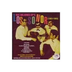 Sus Mejores Eps 1963 65 LOS SONOR Music