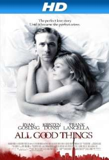 All Good Things [HD] Kirsten Dunst, Ryan Gosling, Kristen
