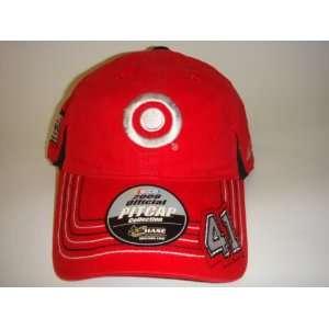 NASCAR #41 Reed Sorenson Target Red Adjustable Velcro Pit