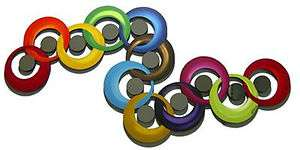 Colorful Circle Abstract Wall Sculpture,Contemporary Modern Mirror Art
