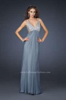 La Femme 17472 Prom Dress Wedding Bridal