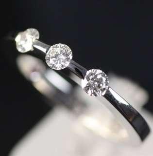 Mappin & Webb Roberto Coin Classica Parisienne 18k White Gold Diamond