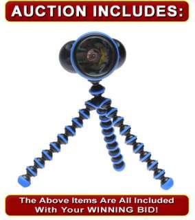 Joby Gorillatorch 65 Lumen Cree LED Flashlight & Compact Flexible