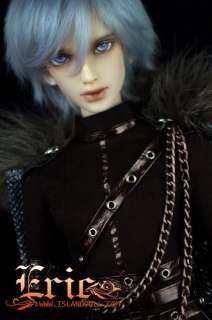 Eric ISLANDDOLL 1/3 SD BOY MALE BJD FREE MAKE UP / EYES