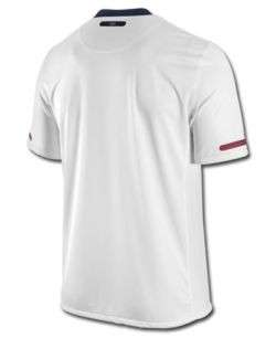 Nikes UNITED STATES short sleeve Game jersey for WC 2010