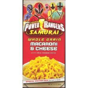 Power Rangers Samurai Macaroni & Cheese Grocery & Gourmet Food
