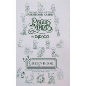 Greenbook guide to precious moments 9780923628444 enesco books