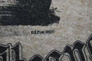 Davidson RARE 81 T Shirt Small Arthur Walter William William