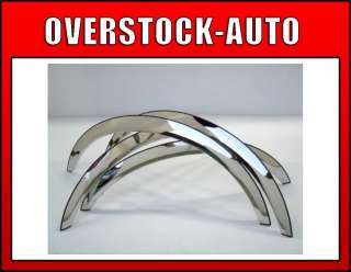 1987 1997 Nissan Pickup Stainless Steel Fender Trim Chrome Accessories