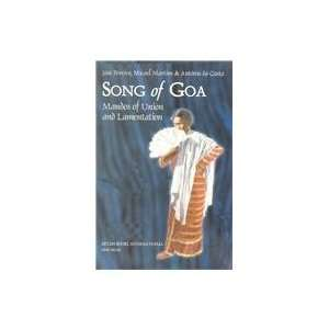 Song of Goa Mandos of Union and Lamentation