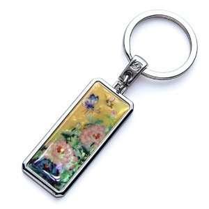 Novelty Cool Metal Keychain Key Ring Fob Holder