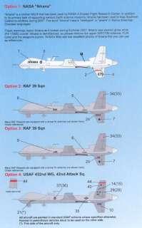 Caracal Decals 1/72 MQ 9 REAPER Predator Drone UAV