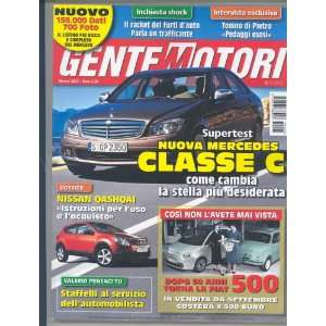 Gente Motori [Magazine Subscription]: Everything Else