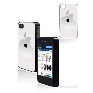 Apple Logo Big Small   Iphone 4 Iphone 4s Hard Shell Case