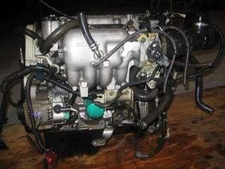 96 00 honda civic dx lx sohc d16a non vtec 1.6l obd2 engine jdm d16a