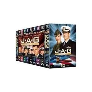 New Paramount Studio Jag The Complete Series 55 Discs Box