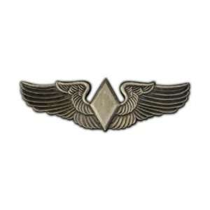 Large Army/AF Wasp Badge/Hat Pin: Everything Else