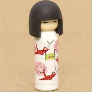 Japanese Kokeshi dolls eraser origami from Japan: Toys