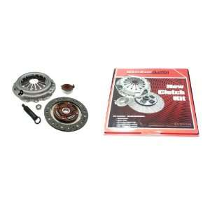 SECLUTCH Clutch Kit Honda Civic 1990 1992 SOHC 1.5L 1.6L Automotive