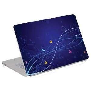 Skin / Notebook Art Decal (Computer Skin) Fits 13.3 14 15.6   Blue