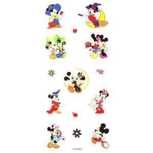 temporary tattoos Disney Mickey & Minnie & Pig Toys & Games