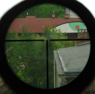 German Carl Zeiss Jena Zf4/S Rifle Sniper Scope