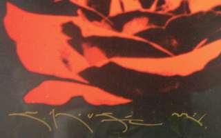 Color poster Grateful Dead UNBROKEN CHAIN Signed MOUSE