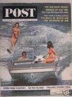 Saturday Evening Post Magazine  April 25,1964