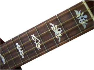 Ukulele Deluxe (WS) Fret Markers Inlay Sticker Decal