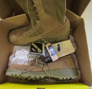 New w/tags Belleville Marine Corps Combat Boots (Size 12R)