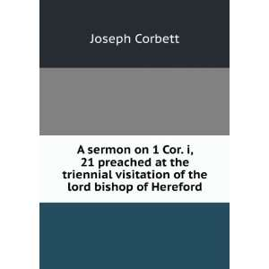 sermon on 1 Cor. i, 21 preached at the triennial visitation of the