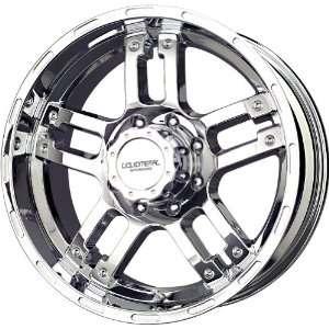 Liquid Metal Rhino Series Chrome Wheel (18x9/5x127mm