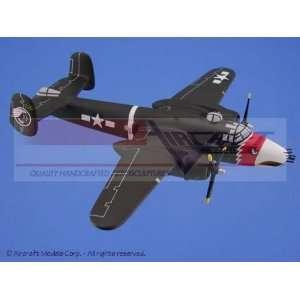 B 25 Mitchell Falcon Wood Airplane Model (9788827211106