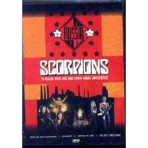 Scorpions *russia W Love*: Movies & TV