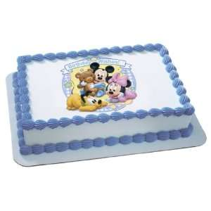 Disney Babies Edible Cake Topper Decoration Everything