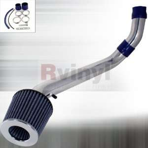1995 Cold Air Ram Intake System with Turbine Blade Filter Automotive