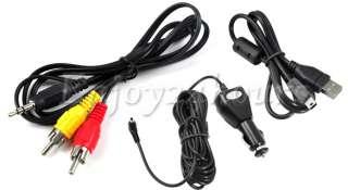 TFT LCD Vehicle Car Color Monitor Camera HD DVR x1