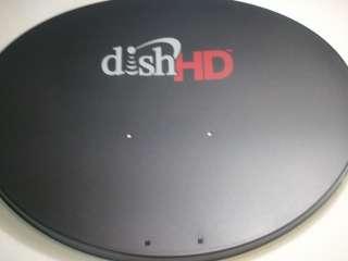Dish Network 1000.4 Turbo BLACK HD Dark Reflector ONLY 1k4 TV