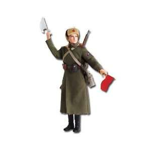 Anna WWII Red Army NCO Traffic Control Branch Sergeant