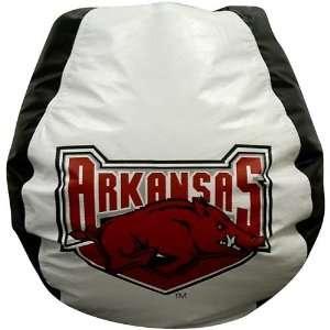 Bean Bag Boys Arkansas Razorbacks Bean Bag Chair  Sports